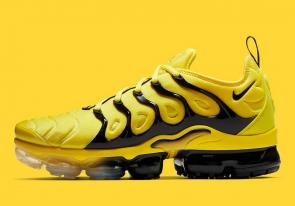 nike air vapormax plus  2019 yellow gold